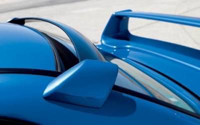 Custom - Impreza WRX STI Roof Spoiler