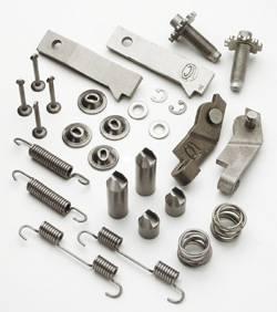 SSBC - SSBC Stainless Steel Parking Brake Hardware Kit - A15