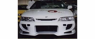 Sense - Honda Accord Sense Invader Style Front Bumper - V-42F