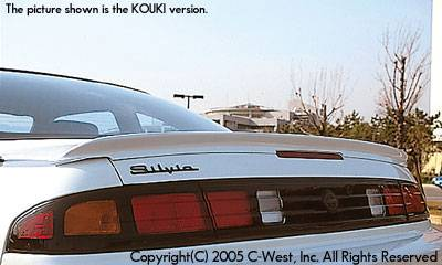 C-West - Kouki Mini Spoiler