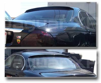 Custom - Jaguar X-Type Roof Spoiler
