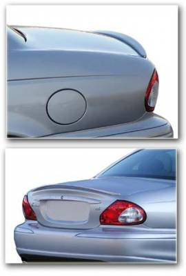 Custom - Jaguar X-Type Rear Spoiler