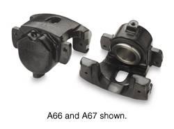 SSBC - SSBC Single-Piston Caliper - Left Front - A66-OE