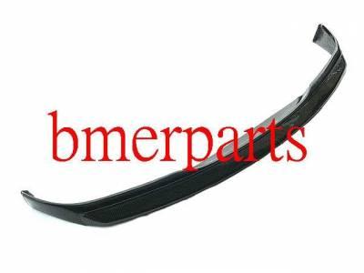 Custom - M3 STRASSENTECH CARBON FIBER LIP SPOILER
