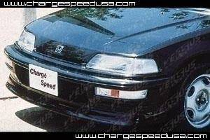Chargespeed - Honda CRX Chargespeed Front Spoiler