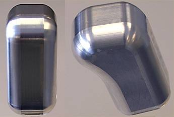 Steeda - Ford Mustang Steeda Polished Billet Shift Knob - 16185
