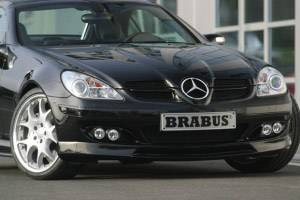 Brabus - Front Bumper Spoiler