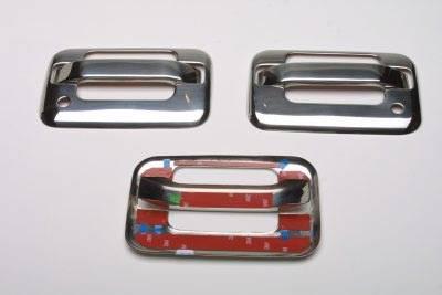 TFP - TFP Stainless Steel Door Handle Insert Accent - 407
