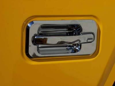 TFP - TFP Chrome Replacement Door Handle - 416AC