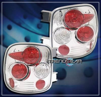 Custom - Chrome Altezza Lights - Stepside