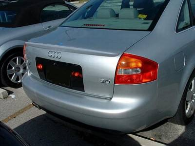 Custom - Lip Spoiler RS6 Style