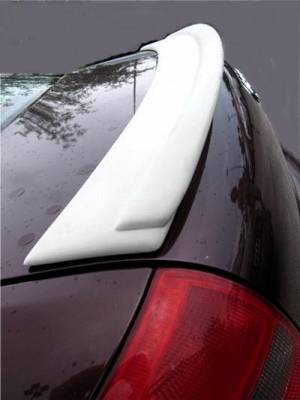 Custom - Rear Lip Spoiler Wing Oet Style