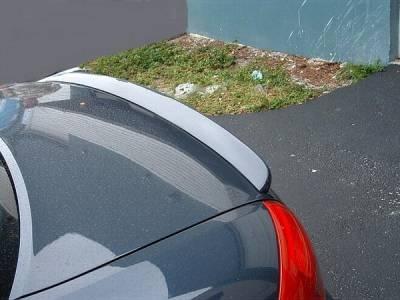 Custom - Rear Lip Spoiler RS6 Style