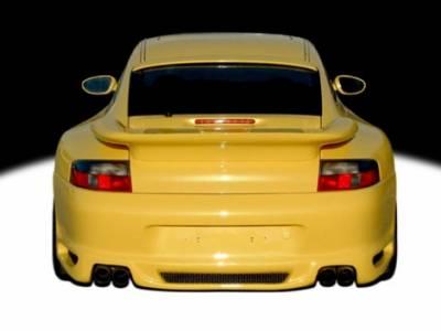 Radenergie - Rear Bumper Spoiler GTR Widebody
