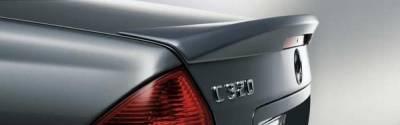 Custom - Sport rear Lip Spoiler OE Style