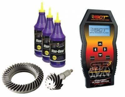 AM Custom - Ford Mustang SF3 PowerFlash Custom Tuner & Gear Kit