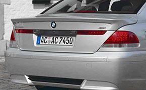 AC Schnitzer - Rear Decklid Spoiler