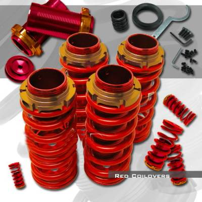 Spec-D - Honda Civic Spec-D Coilover Springs - CO-CV88-TOM