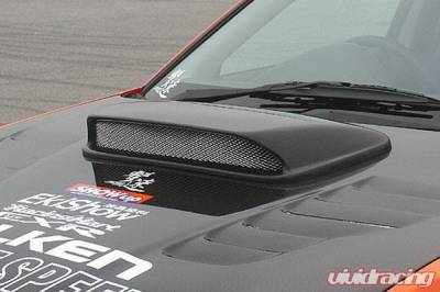 Chargespeed - Subaru WRX Chargespeed Hood Duct STi Style