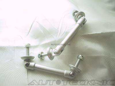 Custom - E46 M3 Front Lip Strut Supports