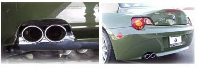 Custom - Z4 Tri Flow Exhaust System