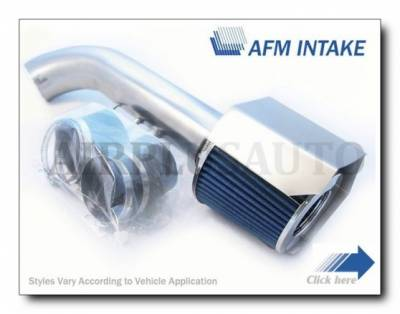 Custom - AFM Air Intake System