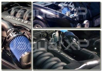 Custom - Performance Heat Shield Intake System