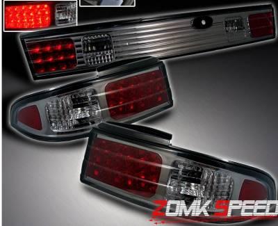 Custom - JDM Smoke Altezza LED Taillights