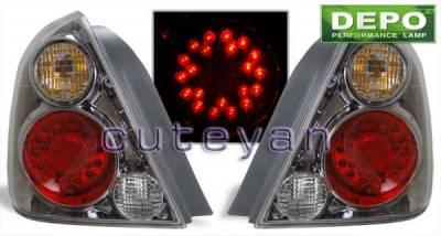 Custom - Euro Smoked Altezza LED Taillights
