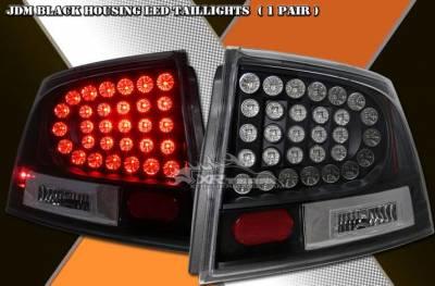 Custom - JDM Black LED Altezza Taillights