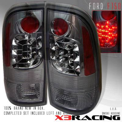 Custom - Smoke Altezza LED Taillights