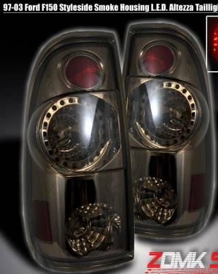 Custom - Smoke LED Taillights