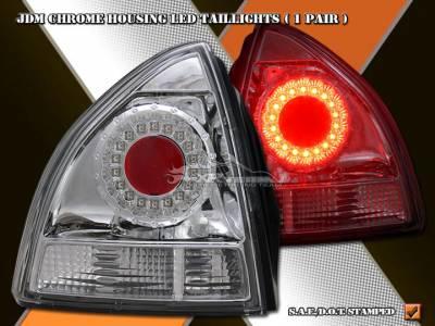 Custom - Chrome LED Taillights