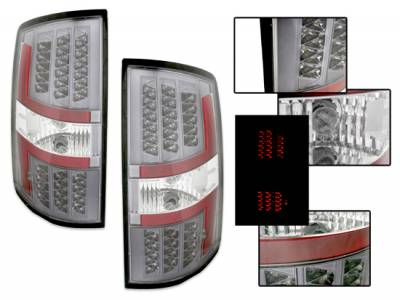 Custom - Gunmetal Altezza LED Taillights
