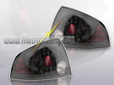 Custom - Black Housing LED  Taillights