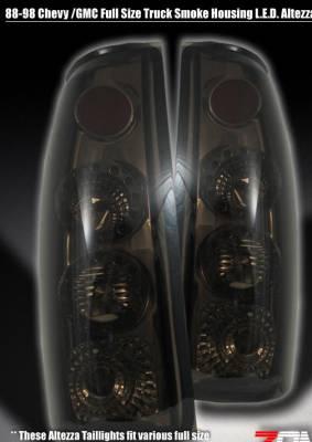 Custom - Smoke LED Altezza Taillights