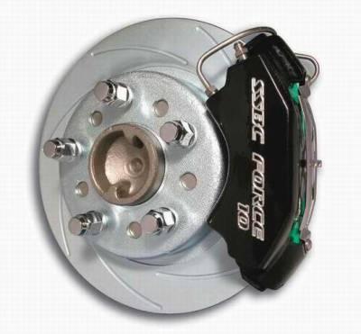 SSBC - SSBC Disc Brake Conversion Kit - Rear - A125-21