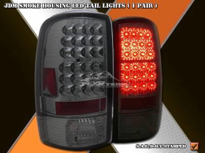 Custom - JDM Smoke LED Taillights