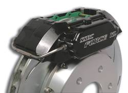 SSBC - SSBC Disc to Disc Upgrade Kit with Force 10 Extreme 4-Piston Aluminum Calipers & 14 Inch Rotors - Front - A126-30