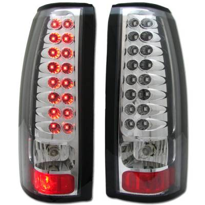 Custom - Chrome Altezza LED Taillights