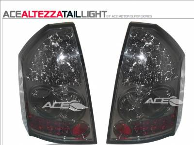 Custom - Smoke Altezza LED Taillights
