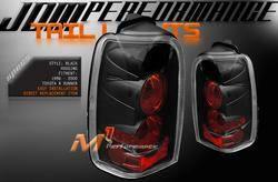 Custom - JDM Euro Black Altezza Taillights