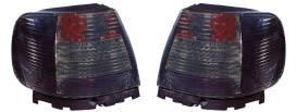 Custom - Black Smoked Taillights