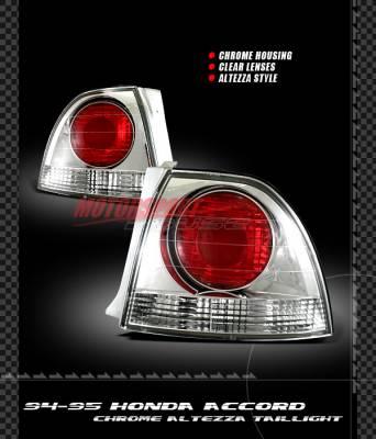 Custom - JDM Euro Altezza Taillights