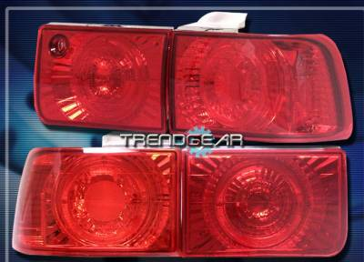 Custom - Red Halo Altezza Taillights