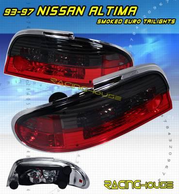 Custom - JDM Red Smoked Taillights