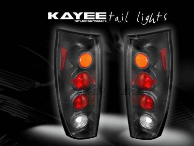 Custom - JDM Carbon Fiber Taillights
