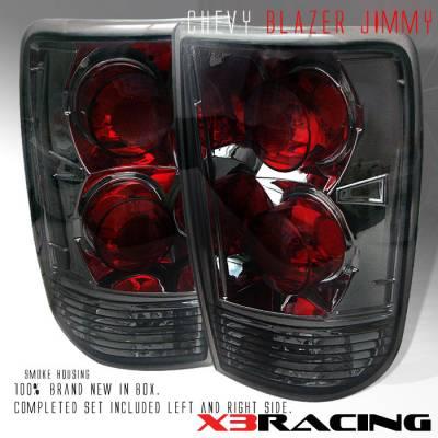Custom - Jimmy Smoke Taillights