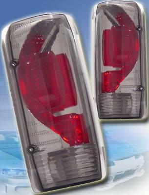 Custom - Smoke Altezza Taillights