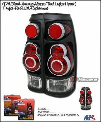 Custom - JDM Black Altezza Taillights